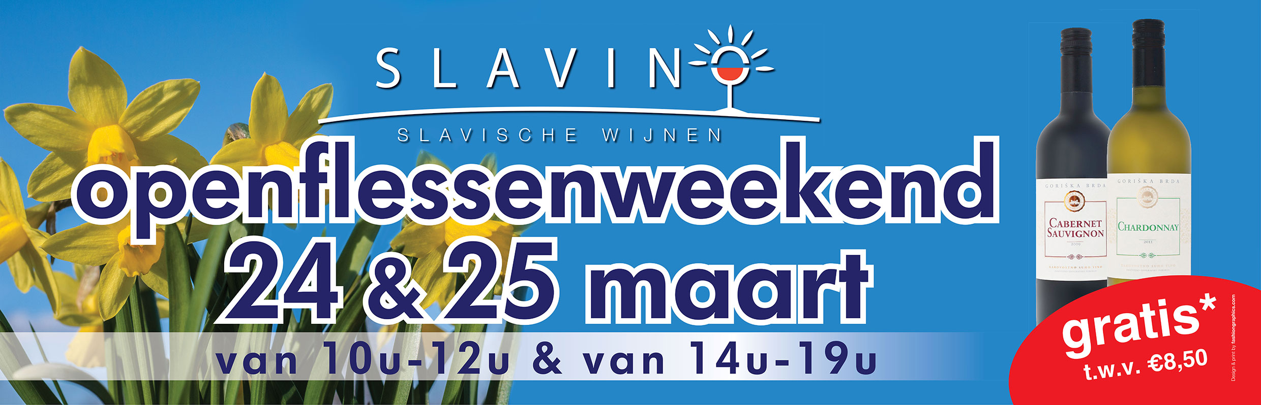 Open Flessen Weekend