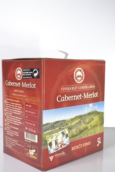 Bag in Box (Cab Sauv + Merlot)